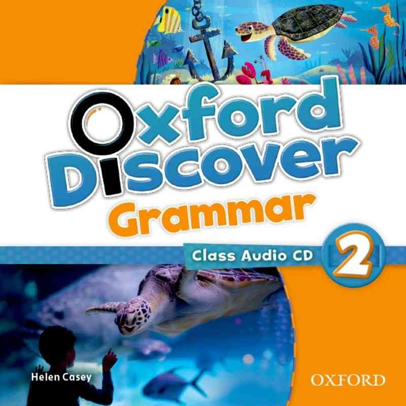 Oxford Discover Grammar Student Book 2