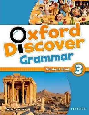 Oxford Discover Grammar Student Book 3