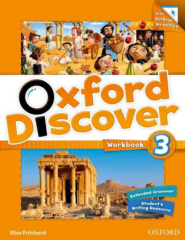 Oxford Discover Workbook 3