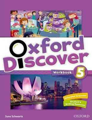 Oxford Discover Workbook 5