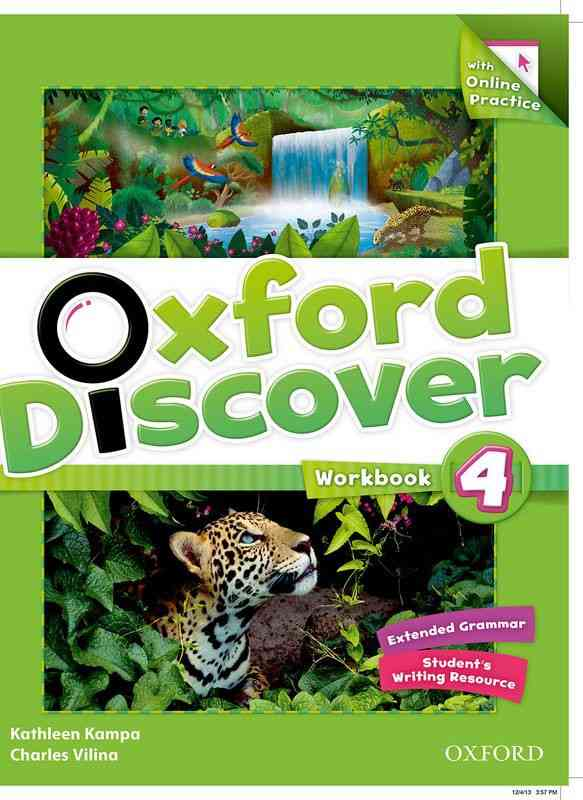 Oxford Discover Workbook 4