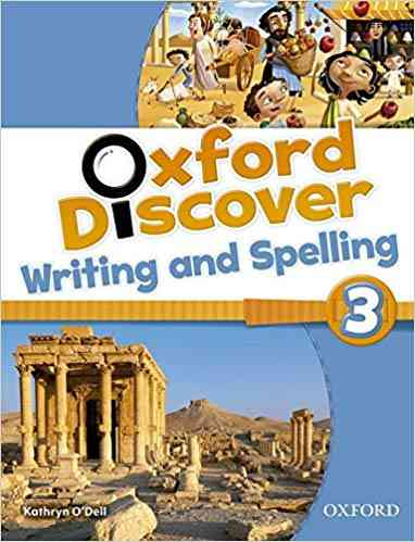 Oxford Discover Writing And Spelling 3