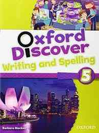 Oxford Discover Writing And Spelling 5