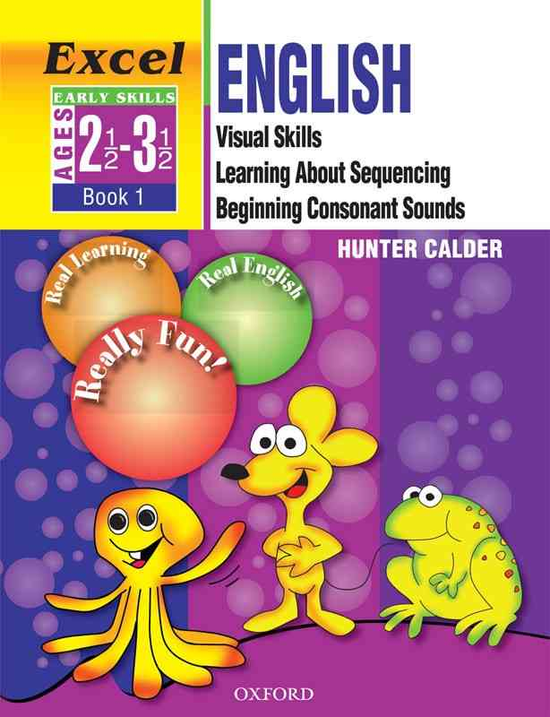 Oxford Excel English Early Skills Book 1