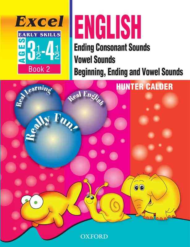 Oxford Excel English Early Skills Book 2