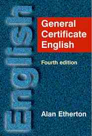Oxford General Certificate English Fourth Edition For Class 10