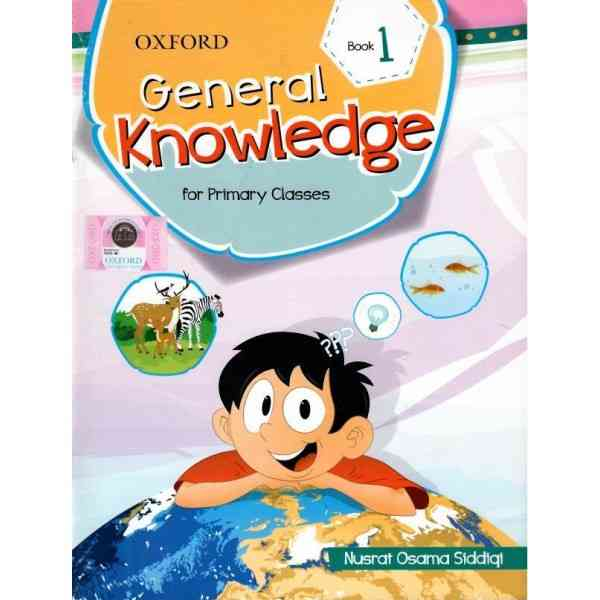 Oxford General Knowledge 1