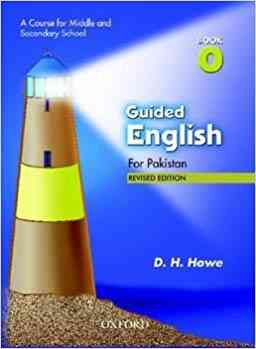 Oxford Guided English For Pakistan Introductory Book