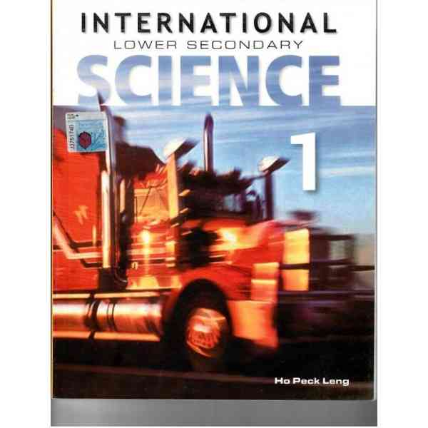 Oxford International Lower Secondary Science 1