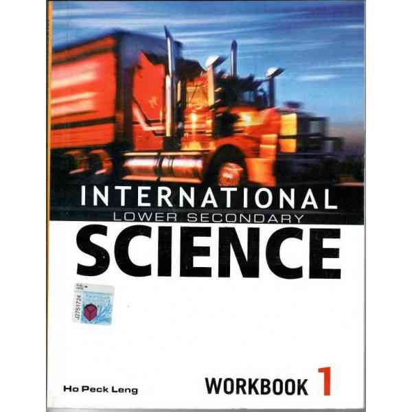 Oxford International Lower Secondary Science Workbook 1