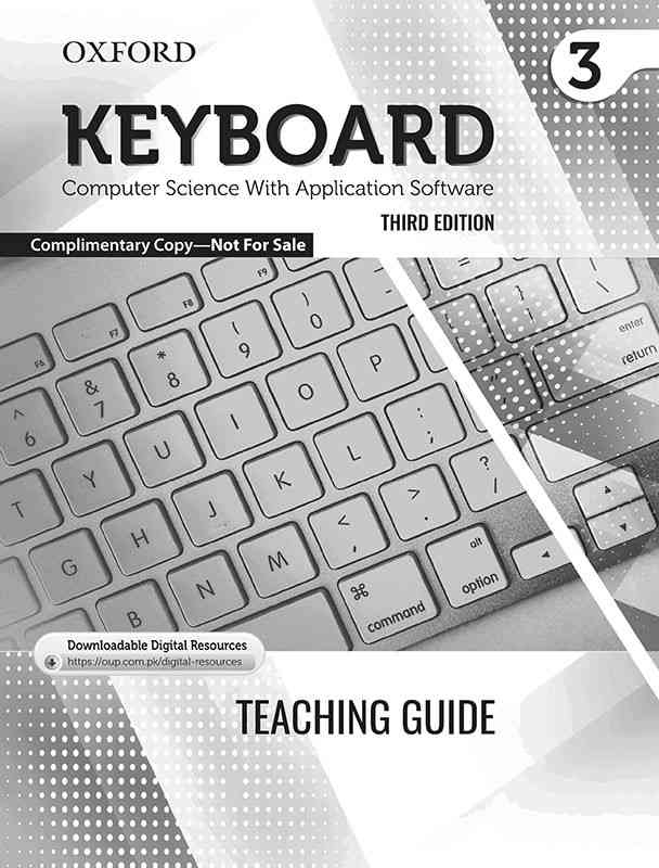 Oxford Keyboard Computer Science Book 3 3rd Edition
