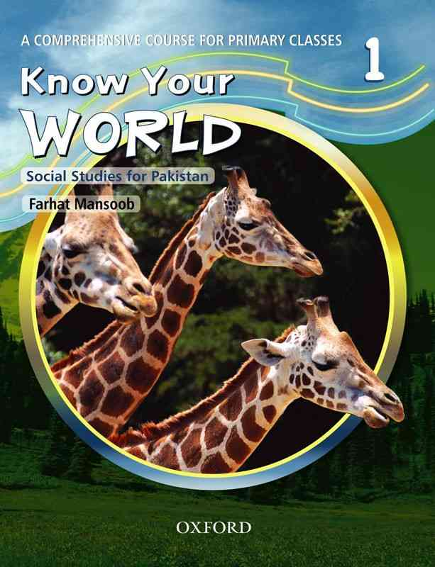 Oxford Know Your World Book 1