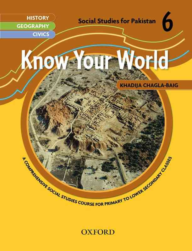 Oxford Know Your World Book 6