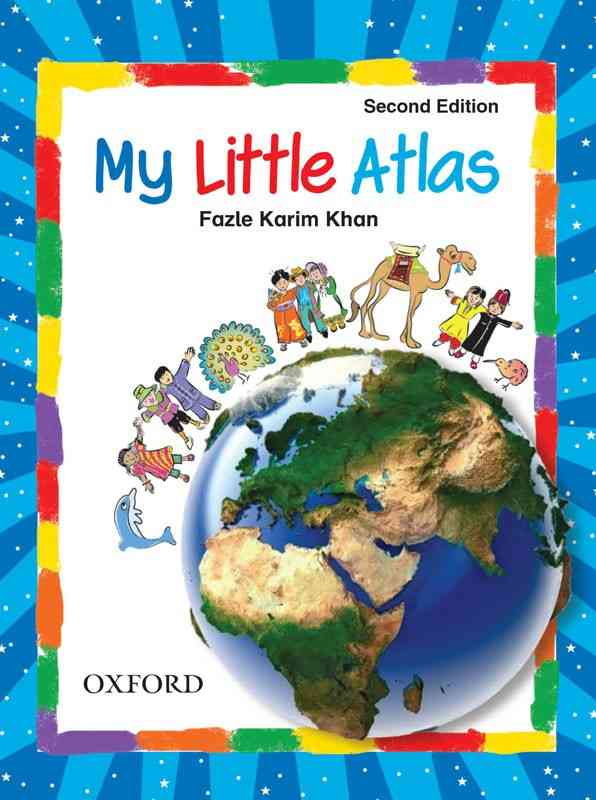Oxford My Little Atlas 2nd Edition For Class 2