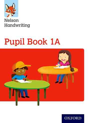 Nelson Handwriting Pupil Book 1A