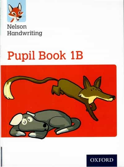 Nelson Handwriting Pupil Book 1B