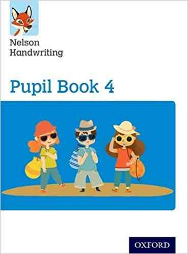 Oxford Nelson Handwriting Pupil Book 4