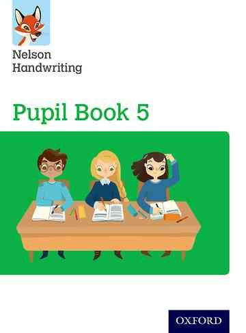 Oxford Nelson Handwriting Pupil Book 5
