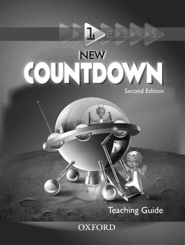 Oxford New Countdown Book 1 Second Edition