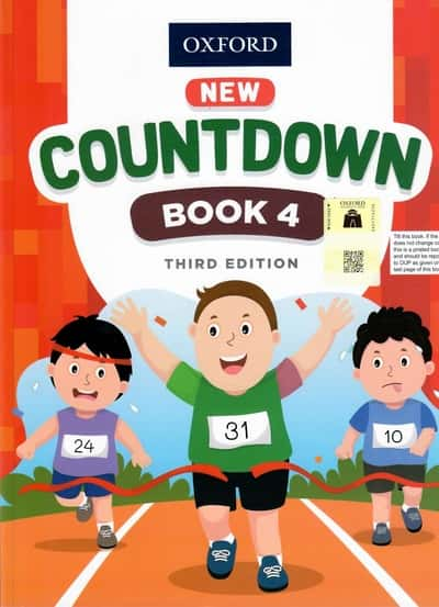 Oxford New Countdown Book 4