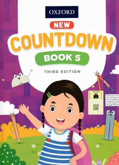 Oxford New Countdown Book 5