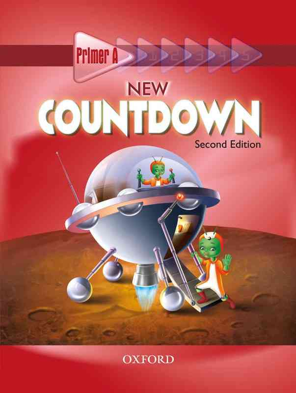 Oxford New Countdown Primer A Second Edition