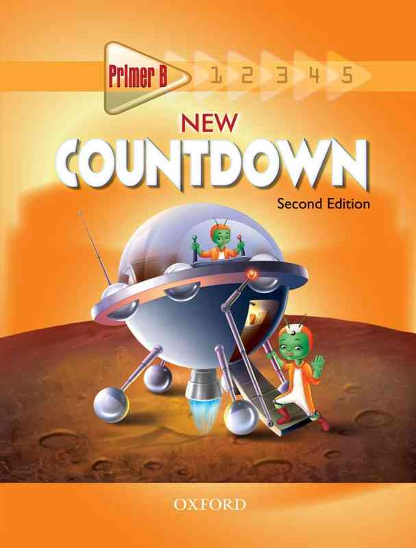 Oxford New Countdown Primer B Second Edition For Prep
