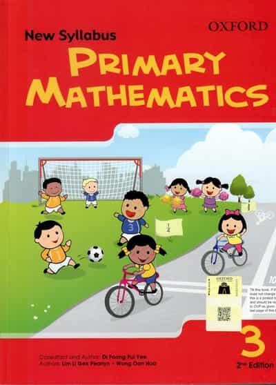 Oxford New Syllabus Primary Mathematics Book 3