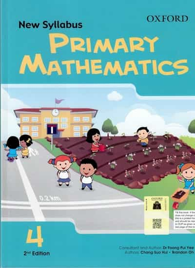 Oxford New Syllabus Primary Mathematics Book 4