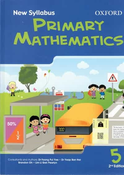 Oxford New Syllabus Primary Mathematics Book 5