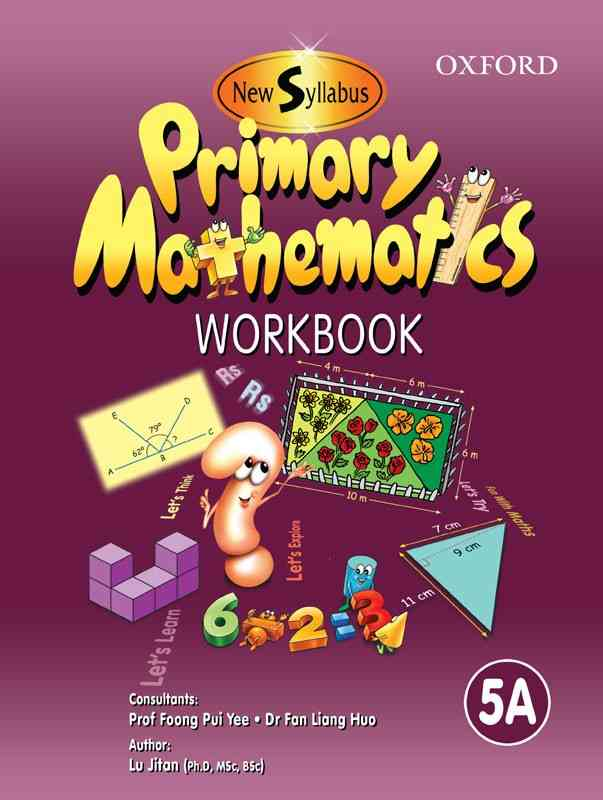 Oxford New Syllabus Primary Mathematics Workbook 5A
