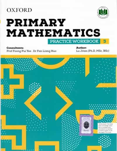 Oxford Primary Mathematics Practice Workbook 3