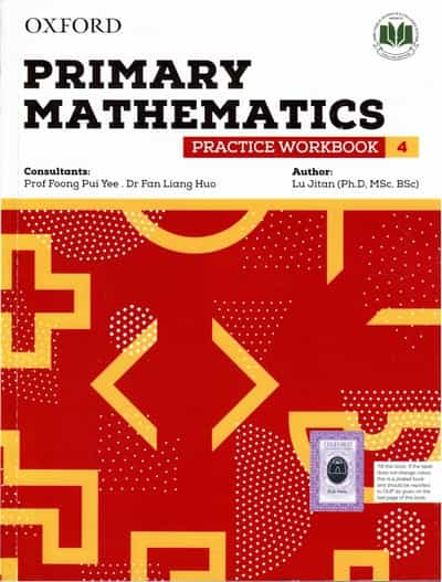 Oxford Primary Mathematics Practice Workbook 4