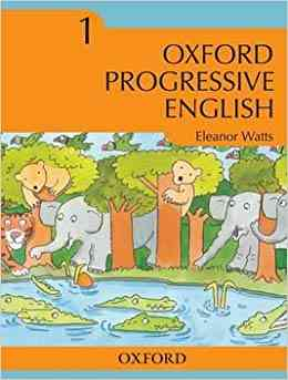 Oxford Progressive English Book 1