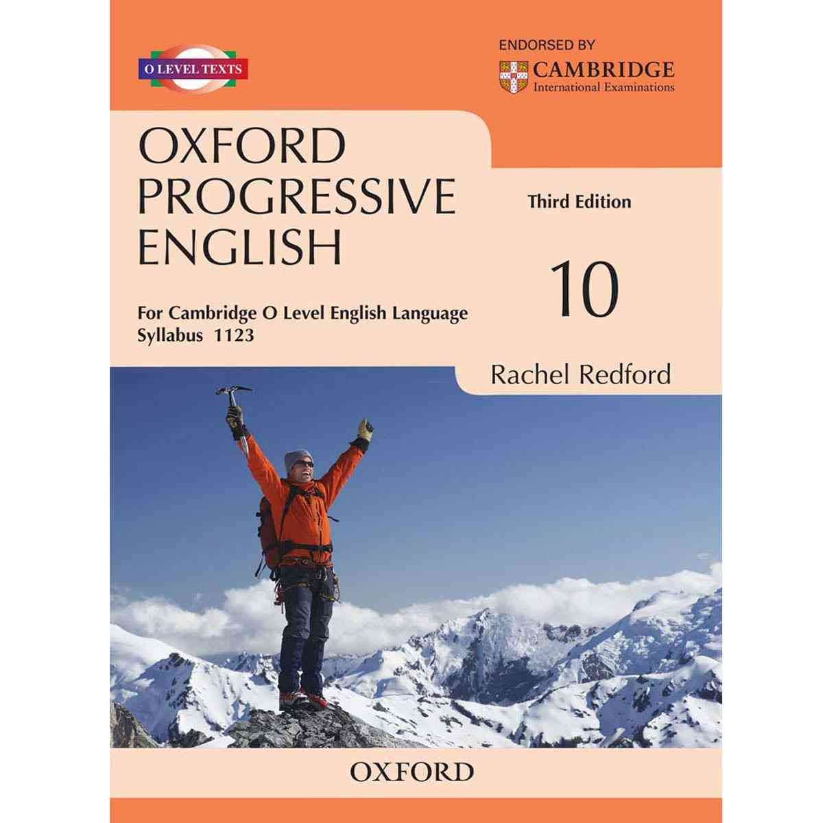 Oxford Progressive English Book 10 By Rachel Redford