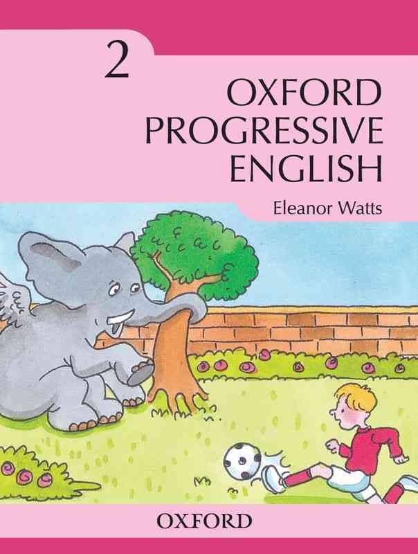 Oxford Progressive English Book 2