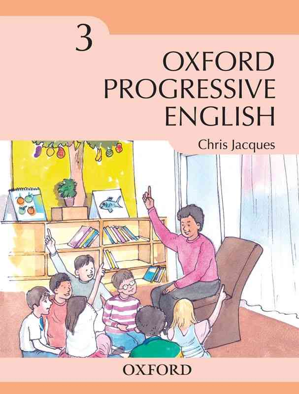 Oxford Progressive English Book 3