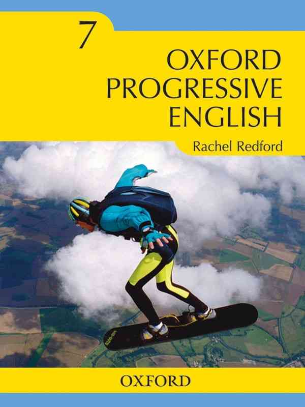 Oxford Progressive English Book 7