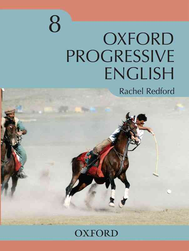 Oxford Progressive English Book 8