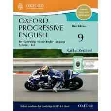 Oxford Progressive English Book 9