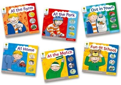 Oxford Reading Tree Floppys Phonics Stage 1