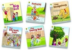 Oxford Reading Tree Level 1 Wordless Stories B