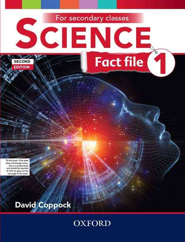 Oxford Science Fact File For Secondary Classes Book 1
