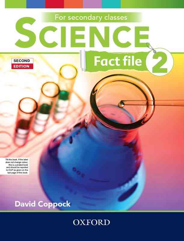 Oxford Science Fact File For Secondary Classes Book 2