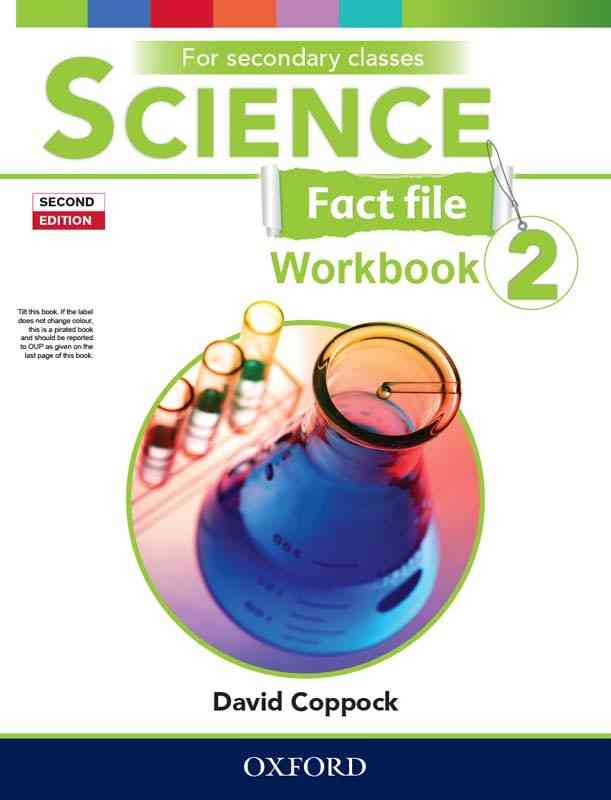 Oxford Science Fact File For Secondary Classes Workbook 2