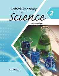 Oxford Secondary Science Book 2 For Class 7 Cambridge