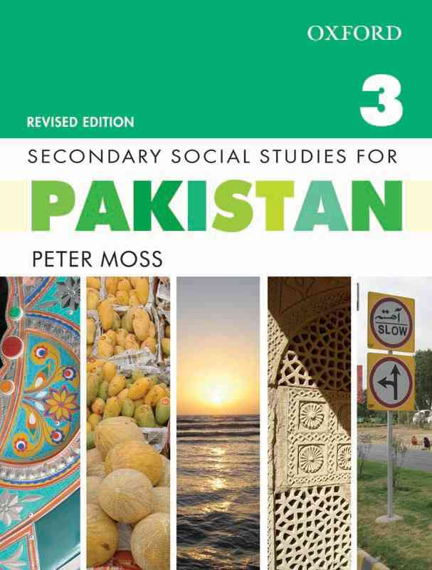 Oxford Secondary Social Studies For Pakistan Book 3 Revised Edition For Class 7 Cambridge