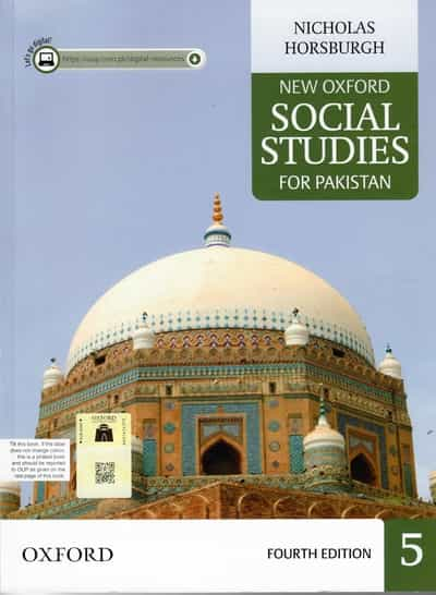 Oxford Social Studies For Pakistan Book 5