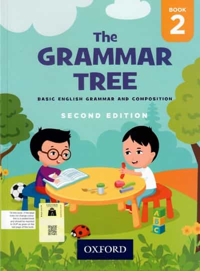 Oxford The Grammar Tree Book 2