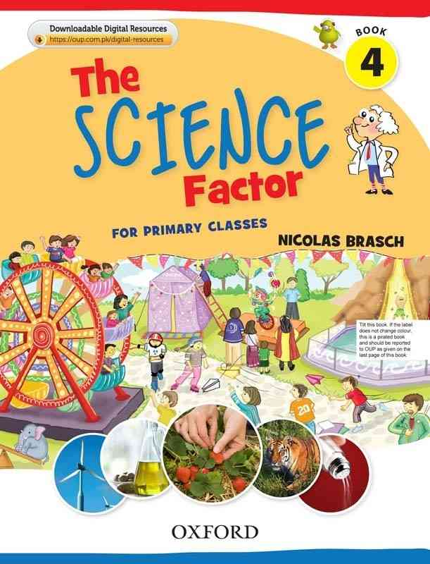 Oxford The Science Factor Book 4